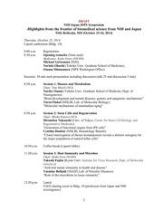 nih japan jsps symposiumtentative scheduel 080114
