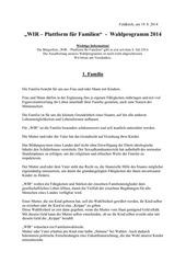 PDF Document wir wahlprogramm 2014 vom 19 8 2014