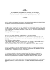 PDF Document map