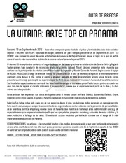 PDF Document nota de prensa 001 la vitrina