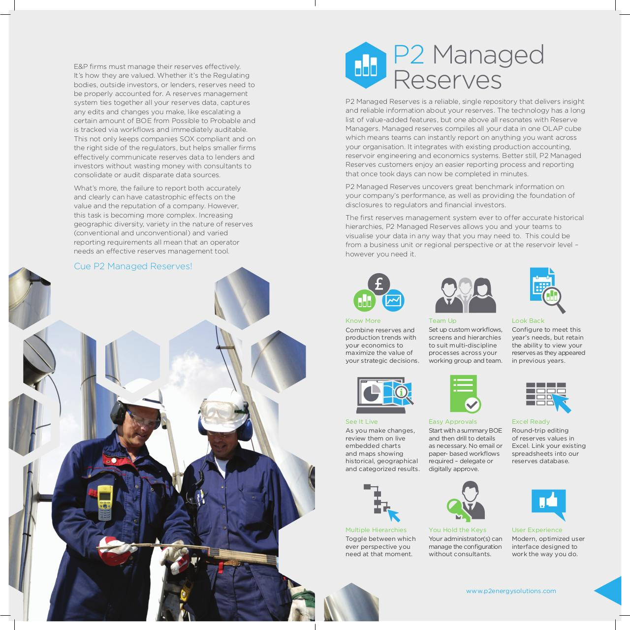 P2 Managed Reserves - NEW - Informational Brochure.pdf - page 2/5