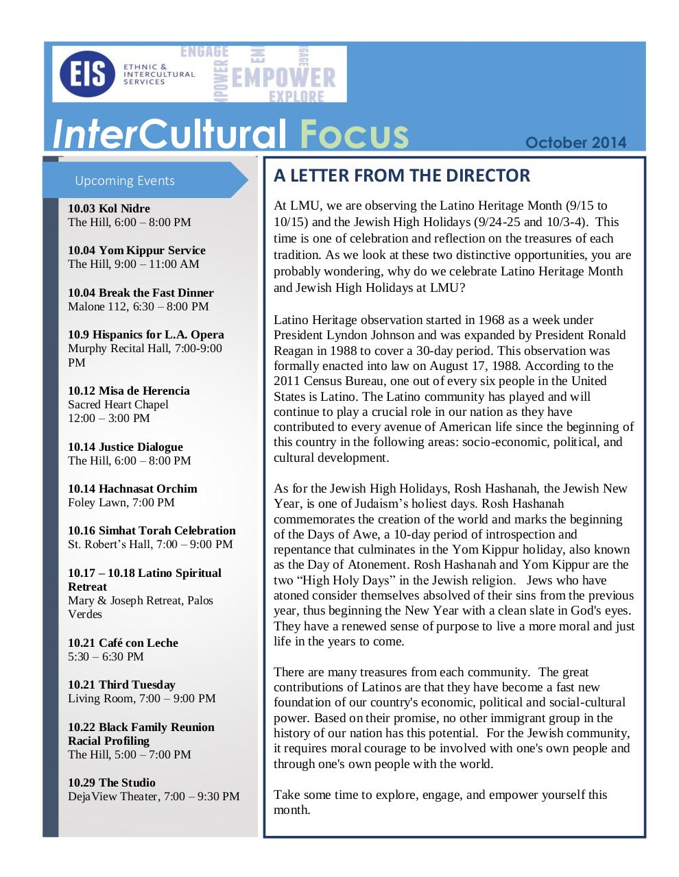FINAL EIS Newsletter October 10.03.2014.pdf - page 1/8
