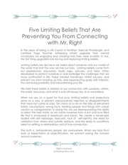PDF Document 5limitingbeliefskeepingyoufrommrright