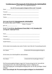 PDF Document aufsichtszettel project help 1