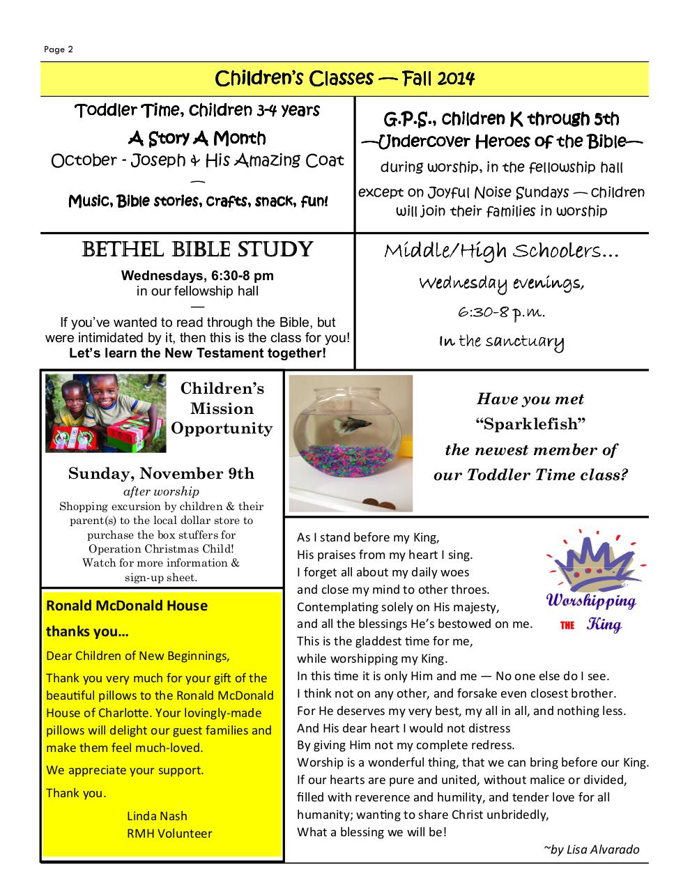 Newsletter -- October 2014 pdf.pdf - page 2/6