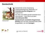 PDF Document gentechnik