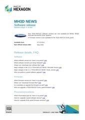 mh3d news tesa reflex software release 2 0 12 3 1 1 en