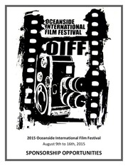 oiff 2015 sponsorship oppties