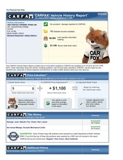carfax vehicle history report on 1g2aw87h9cl546896