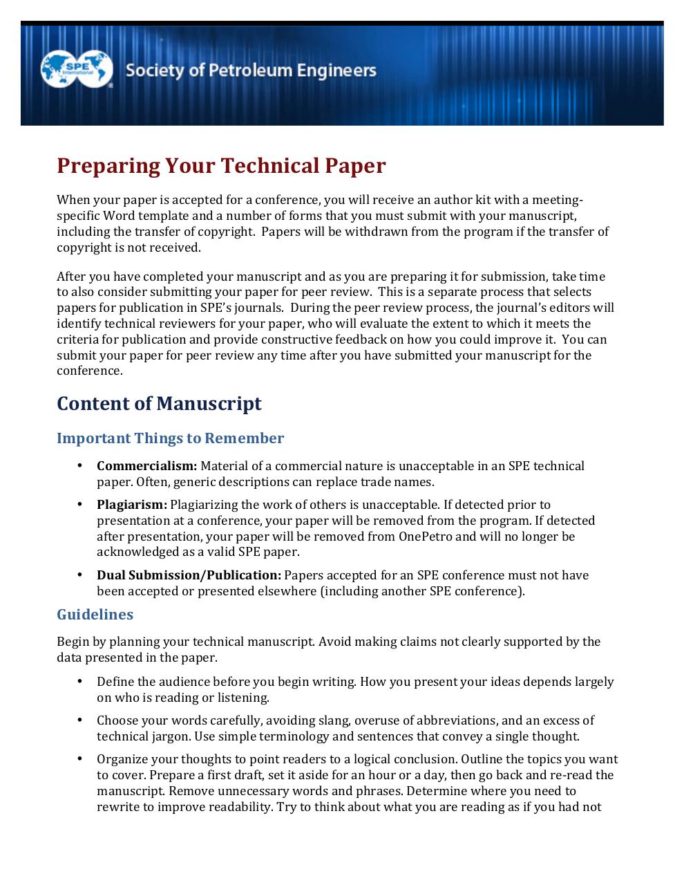 How to prepare your technical paper.pdf - page 1/4