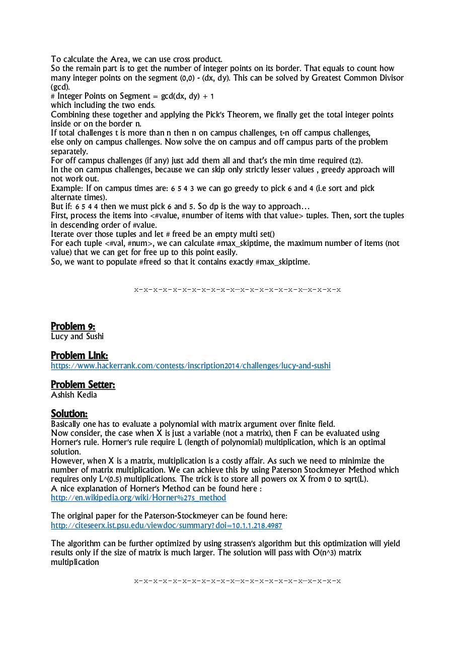 insceditorials by Suraj Rajan - PDF Archive