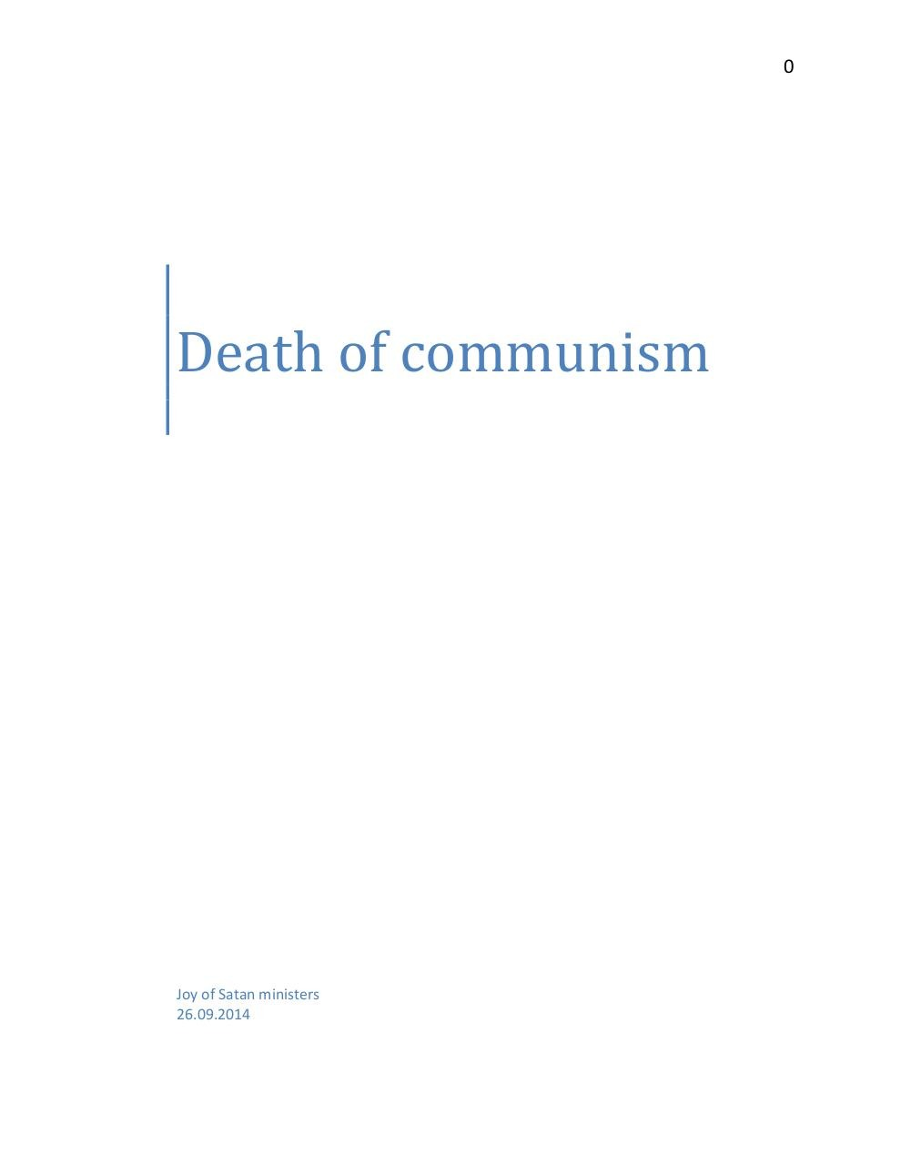 [The complete ebook 2014] Death of communism.pdf - page 1/511