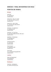 pontos de venda emicida e ral