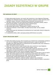 zasady egzystencji 28 10 2014