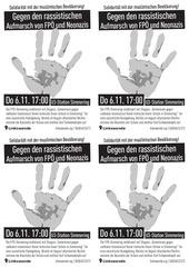 20141106 fp anti islam demo flyer 1 a4