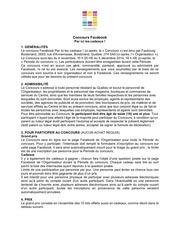 PDF Document fb reglement concours facebook noel v6 mc