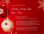 flyer healthy holiday gifts nov 2014