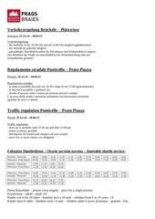 PDF Document verkehrsregelung