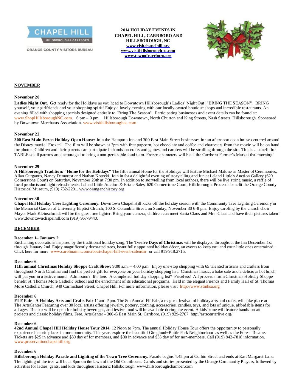 Orange County Holiday Events 2014.pdf - page 1/2
