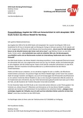 PDF Document pressemitteilung semesterticket