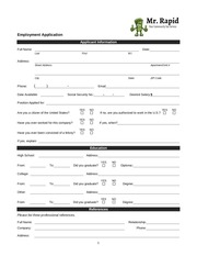 mr rapid employment application final blank