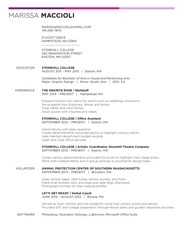 PDF Document marissamaccioli resume