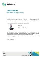 tesa visio news visual250 en