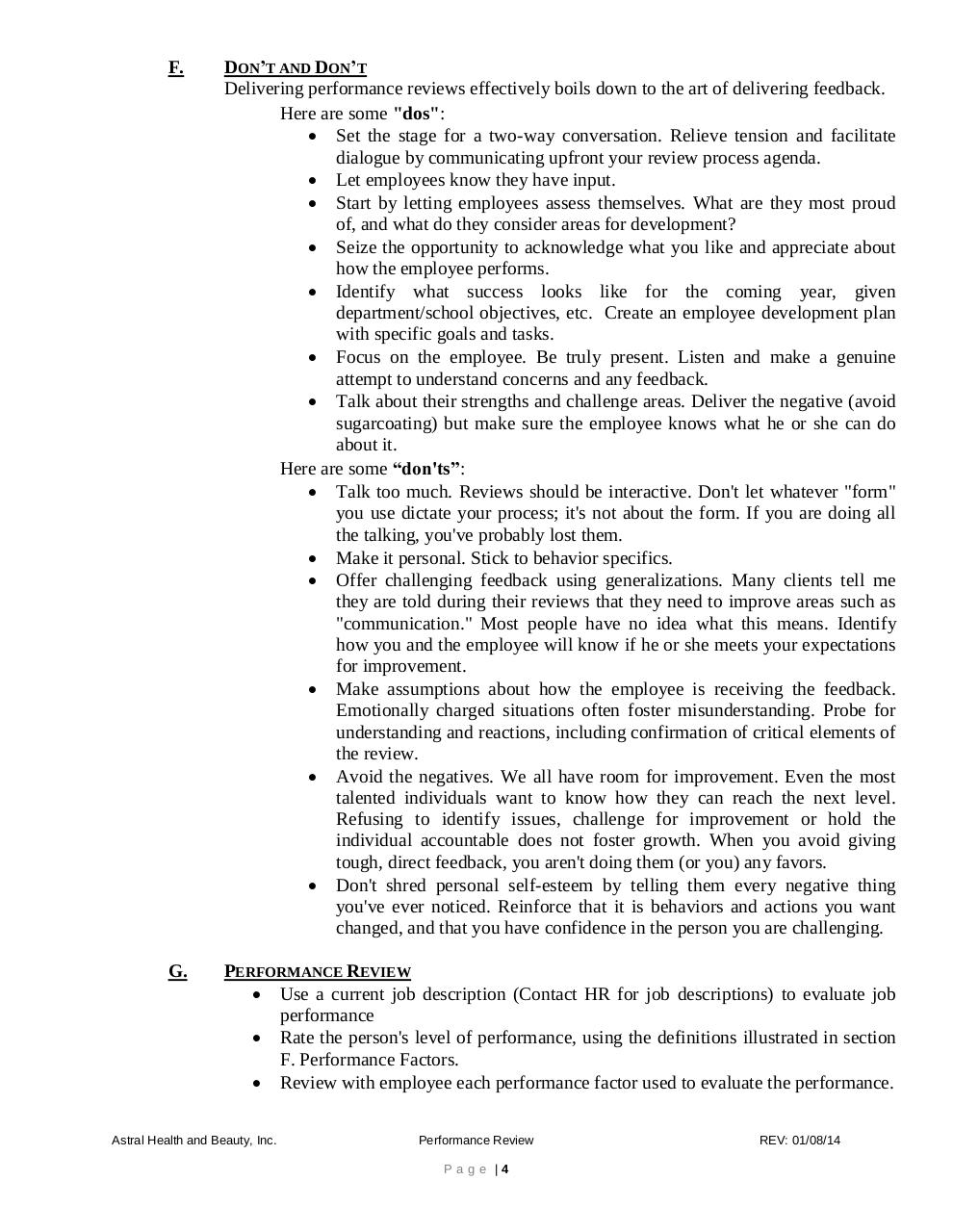 fillable Performance Review Packet .pdf - page 4/11