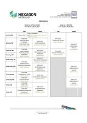 tesa training march april 2014