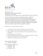 blue ox bdm