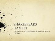 shakespears hamlet