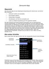 zensuren app