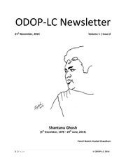 odop lc newsletter vol 1 issue 2 nov 14