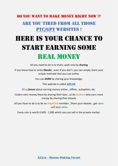 earn fast money on a2s in share to cash