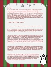letter to taylor swift