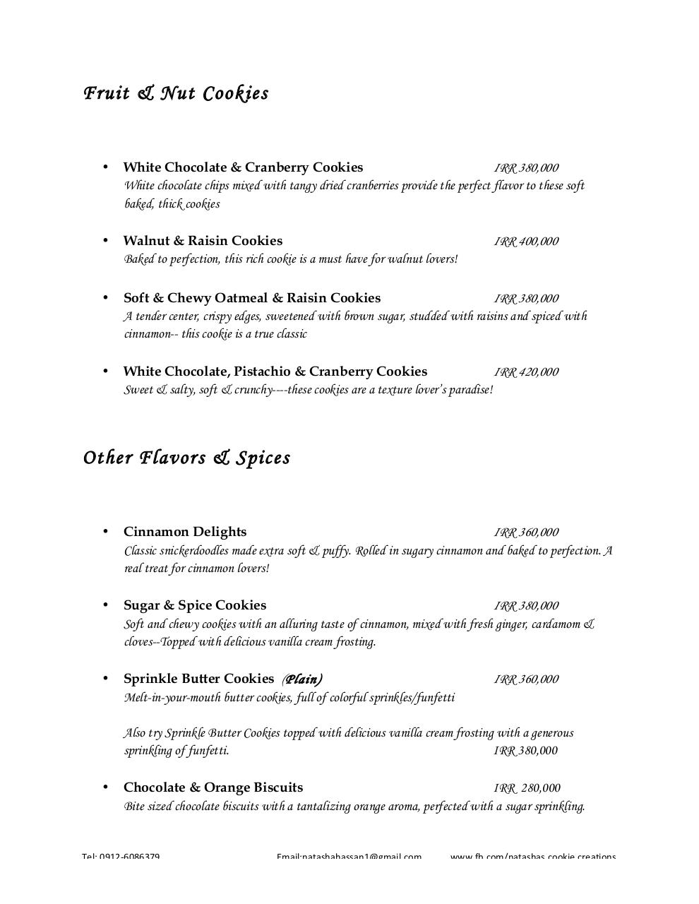 Cookie Creations Menu.pdf - page 3/7