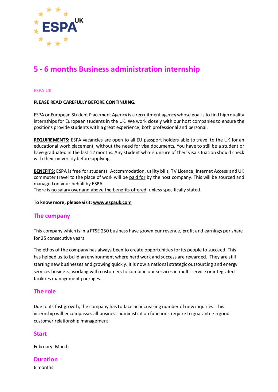 Business Administration And Management Pdf