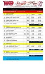 harga paket pernikahan 2015