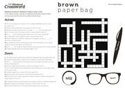 PDF Document crossword mumprint