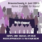tipps und tricks um den naziaufmarsch zu blockieren