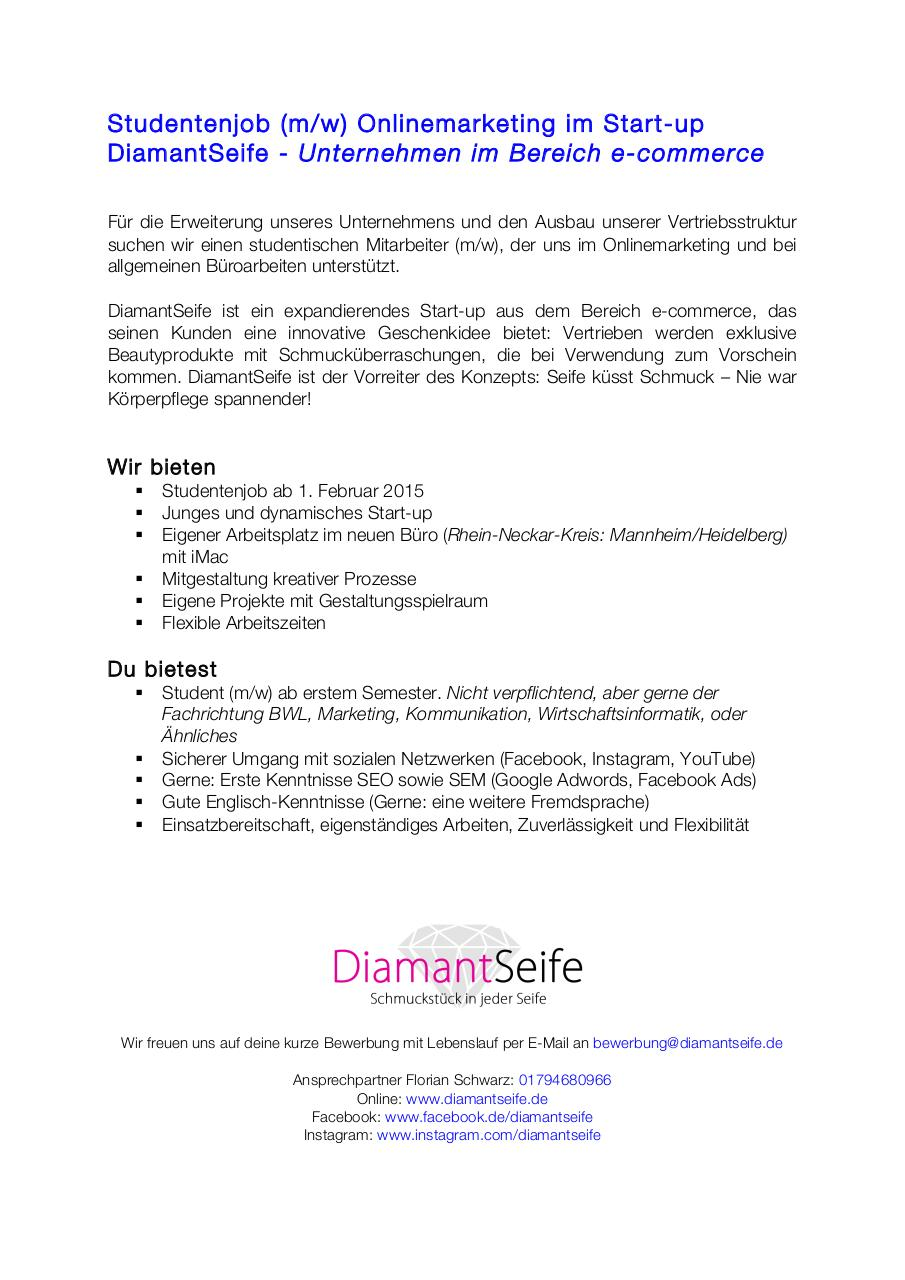 Document preview Ausschreibung DiamantSeife UG (2).pdf - page 1/1