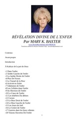 PDF Document french une divine revelation de lenfer
