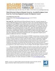 redc press release