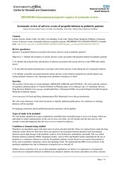 PDF Document prospero propofol registration