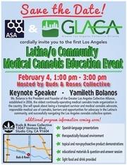 glaca latin event