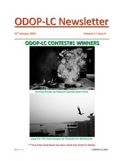 odop lc newsletter vol1 issue 4 jan 15