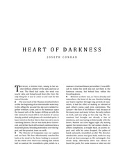 heart of darkness full text