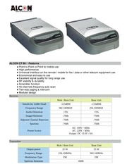 alcon ct 88 spec in pdf www shop wifi com
