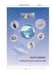 ct 2080 series user manual jammers4u www jammers4u com