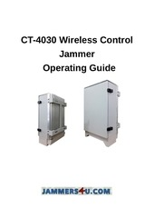 ct 4030 wireless control jammer user guide www jammers4u com